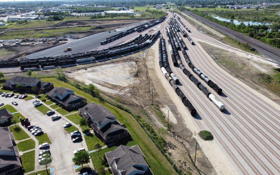 USA Rail Port Arthur