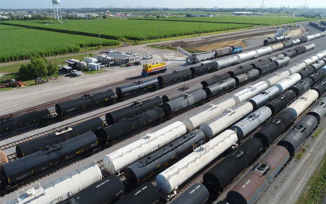 Port Allen, LA Rail Storage Facility