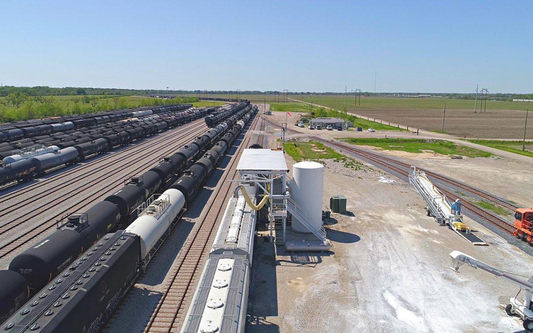 USA Rail Baton Rouge