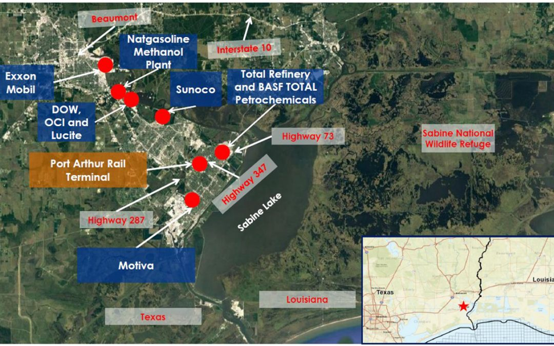 Alpenglow Rail Launches Texas Terminal